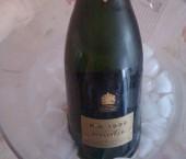 Champagne Bollinger RD 1999