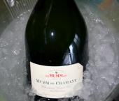 Champagne Blanc de Blancs Mumm de Cramant